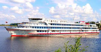 Russie - Croisière St Petersbourg - Moscou bateau supérieur