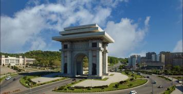 Combiné Chine-Corée du Nord