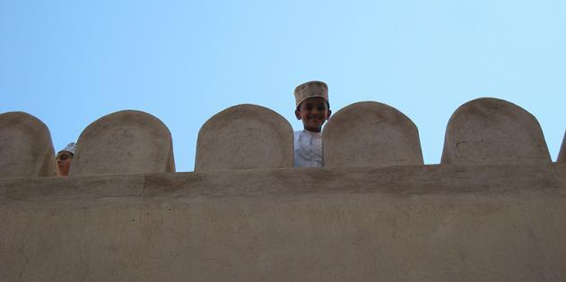 Circuit «A la Rencontre d'Oman»