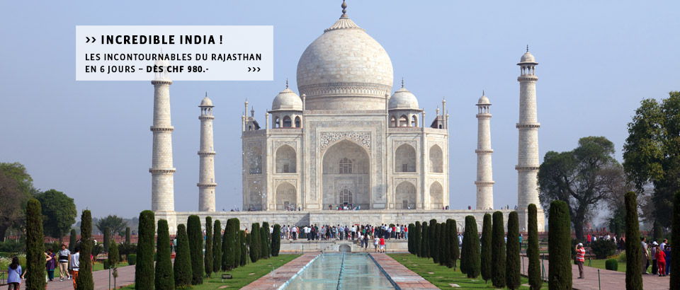 Destinations Inde