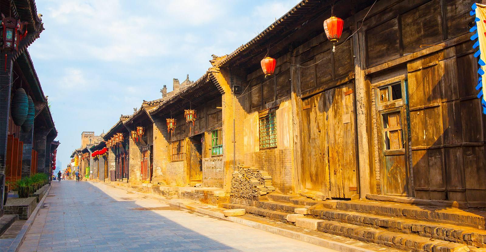 Le Nord de la Chine en train - Destinations ch